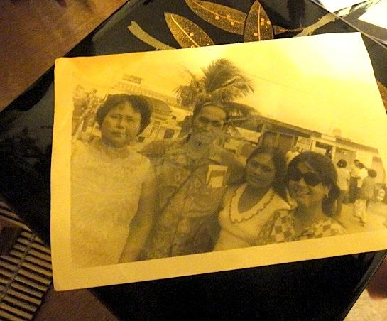 Nang Kinai, Tan, Nina, mom