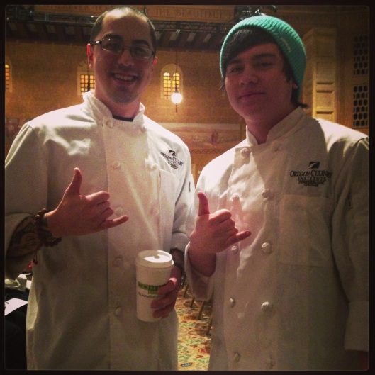Oregon Culinary Institute's newest chefs